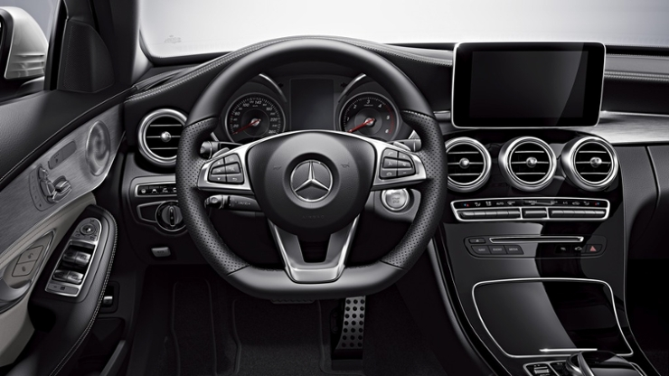 VTC Paris: Mercedes