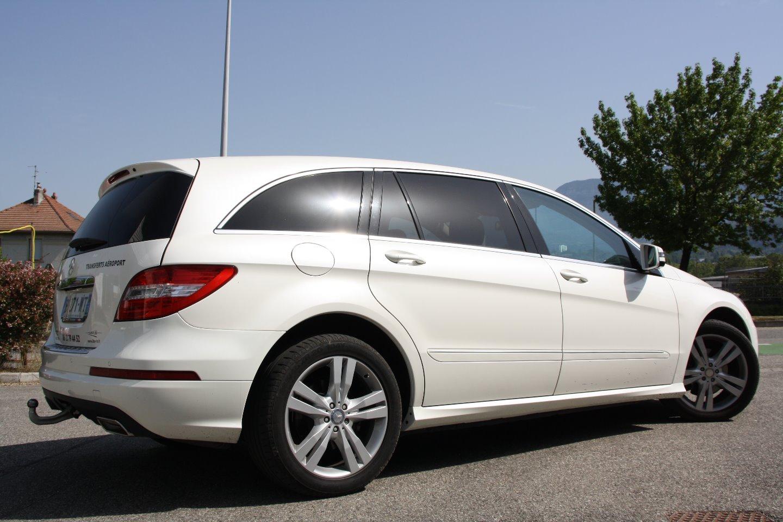 Taxi Cognin: Mercedes