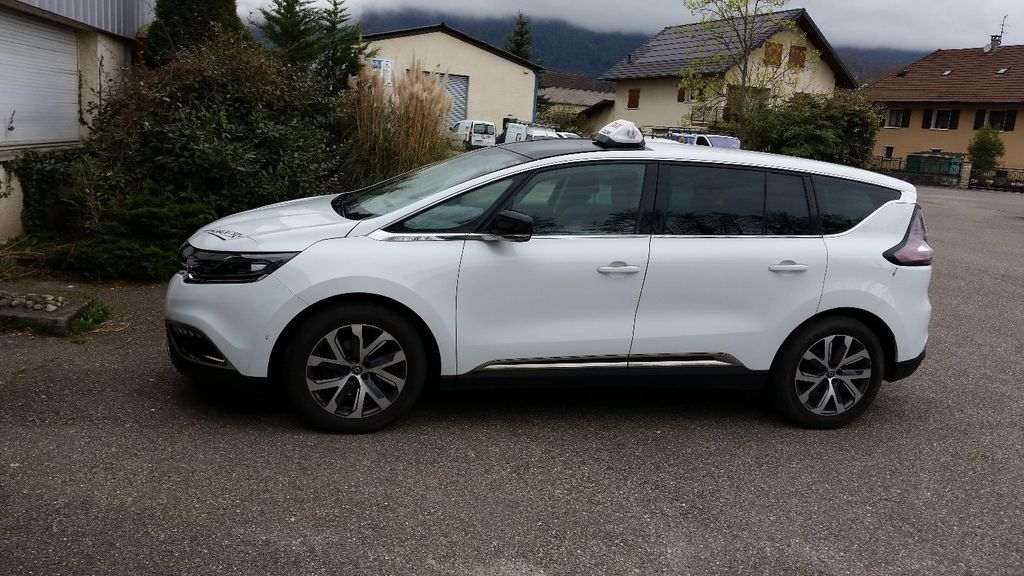 Taxi Cognin: Renault