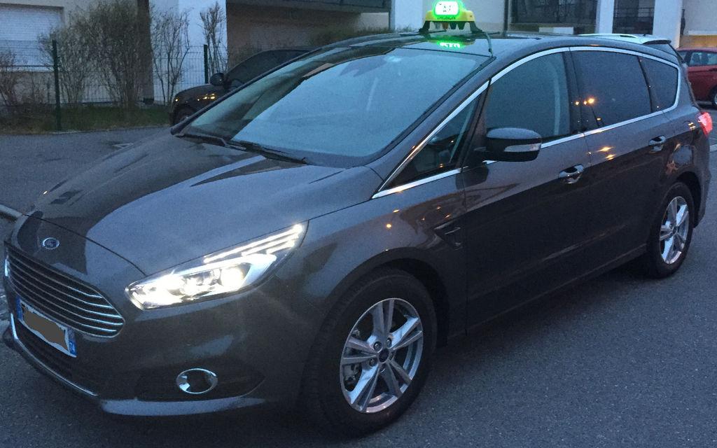 Taxi Thonon-les-Bains: Ford