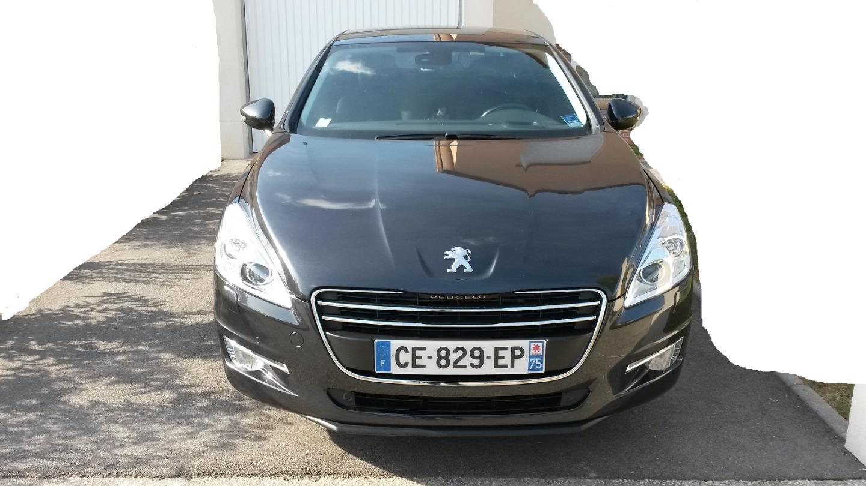 VTC Vernouillet: Peugeot