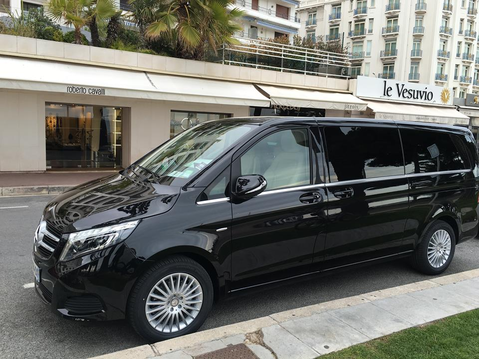 VTC Cannes: Mercedes