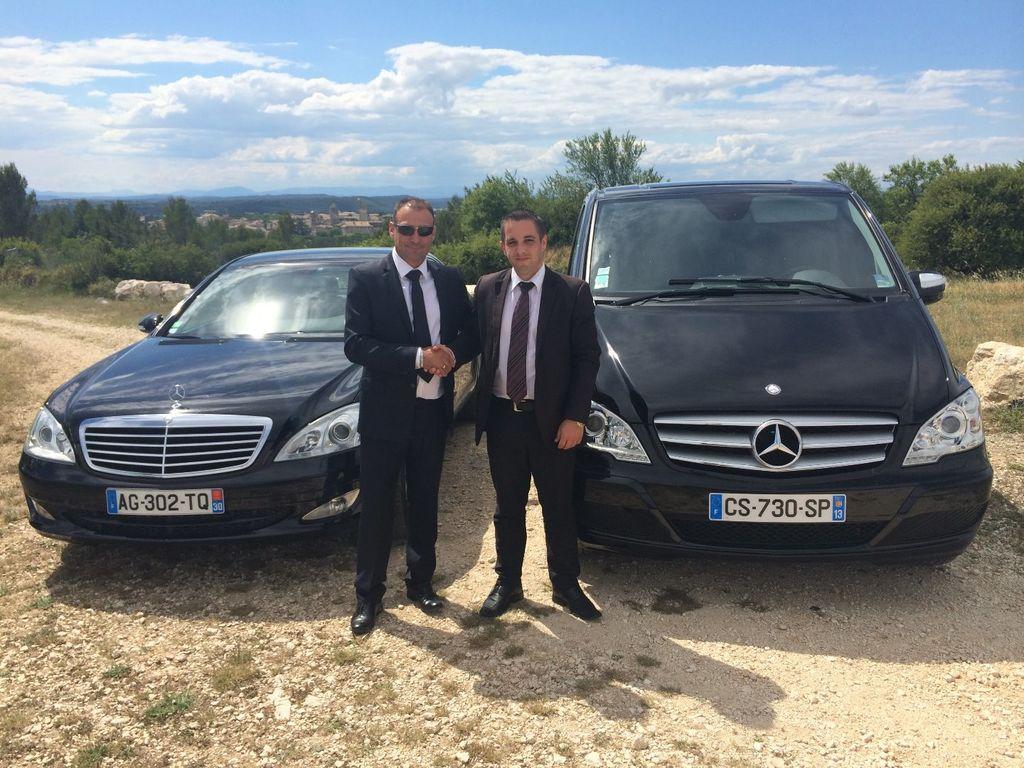 Taxi Aubussargues: Mercedes