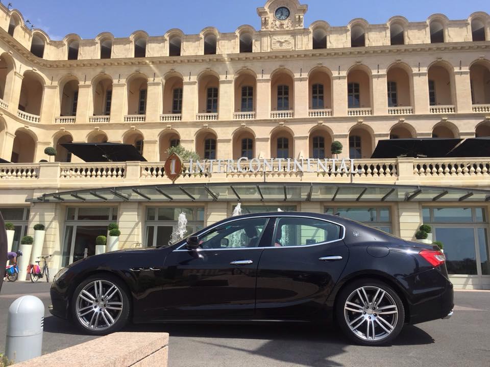 VTC Saint-Victor-des-Oules: Maserati