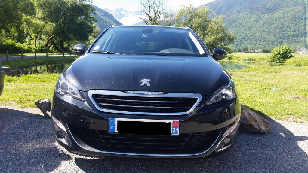 Taxi Marignac: Peugeot