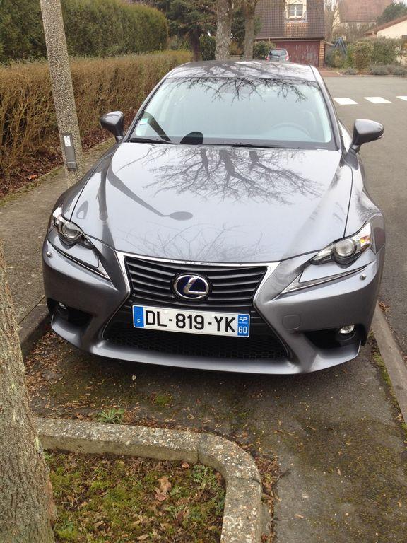 Taxi Châtillon: Lexus
