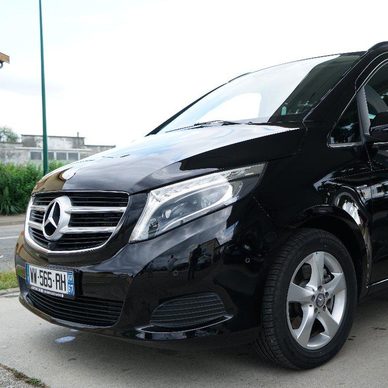 Taxi Bron: Mercedes