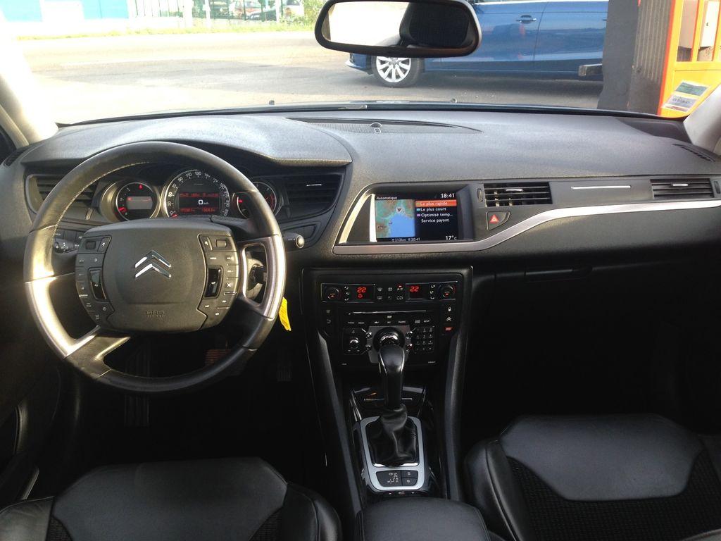 VTC Meudon: Citroën