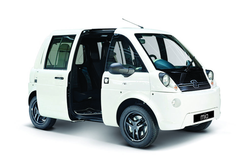 Taxi Boulogne-Billancourt: Microcar
