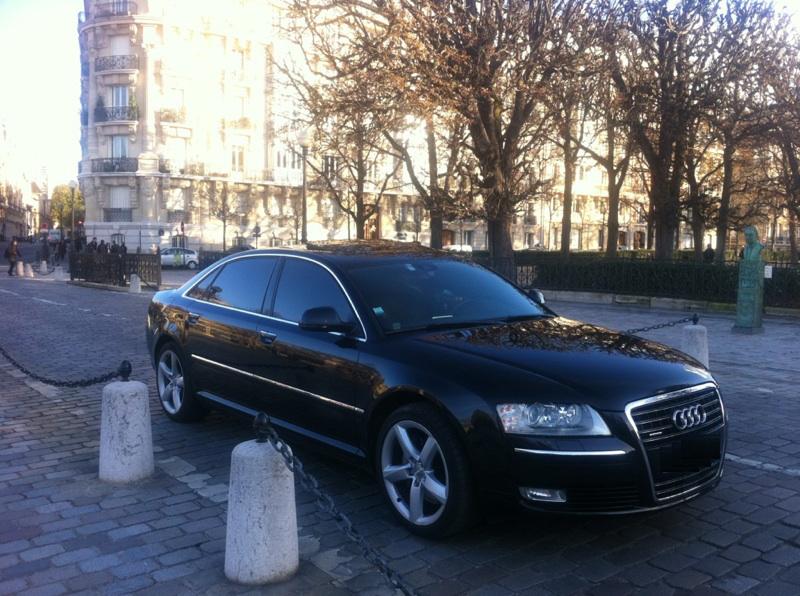 VTC Flaux: Audi