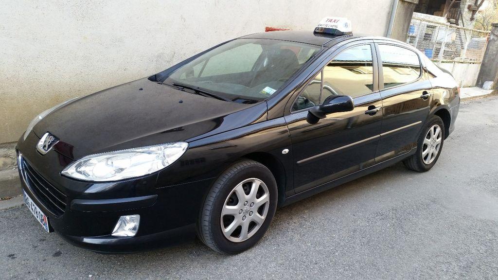 Taxi Izaut-de-l'Hôtel: Peugeot