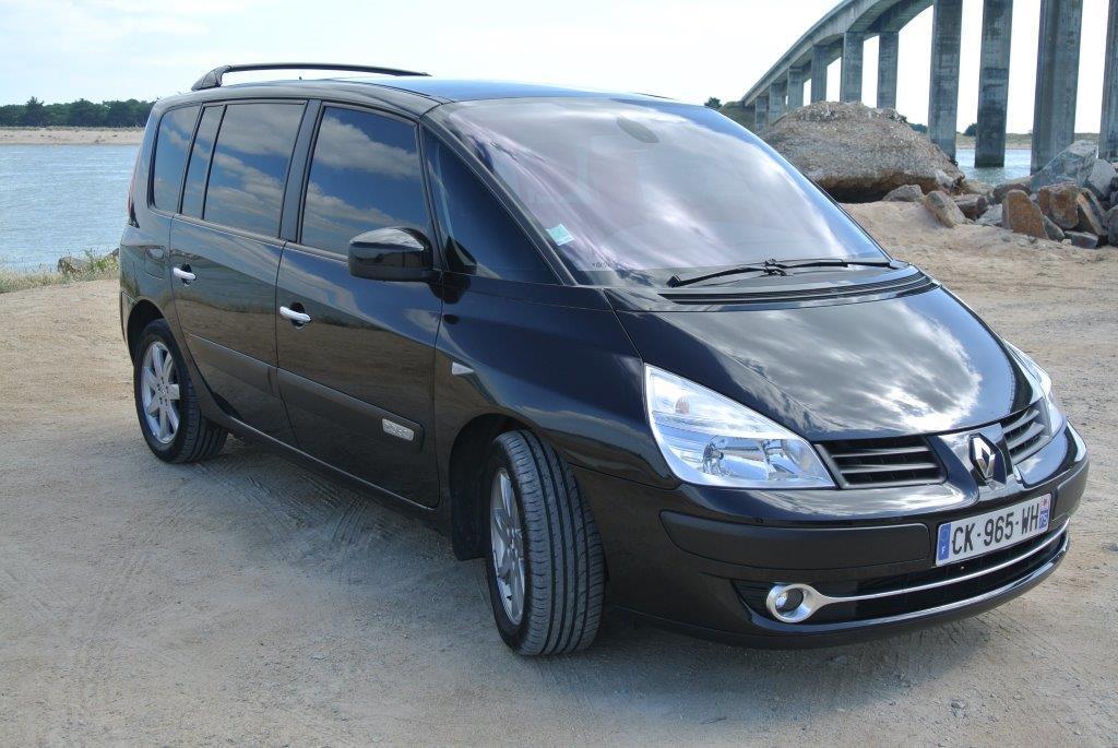 VTC La Rochelle: Renault