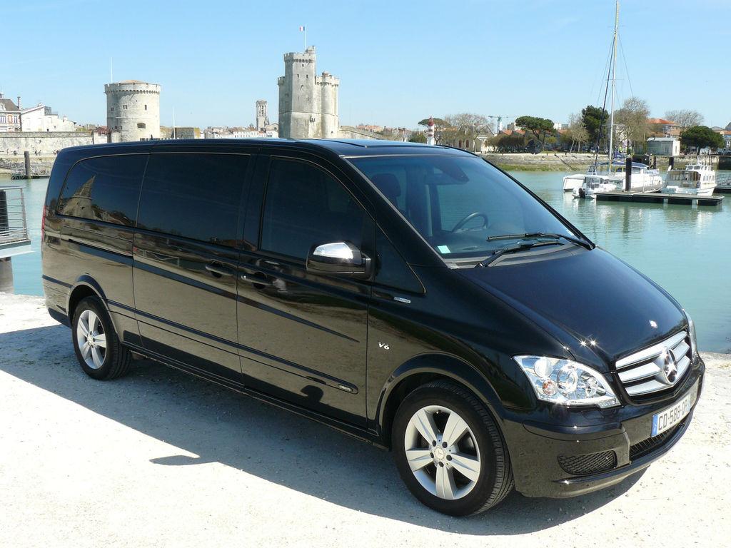 VTC La Rochelle: Mercedes
