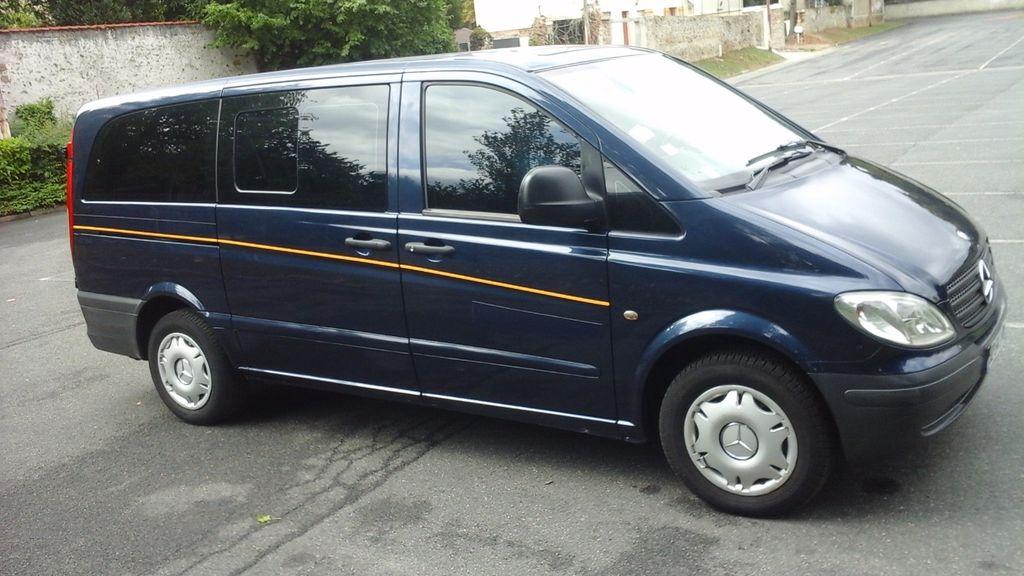 Taxi Épinay-sous-Sénart: Mercedes