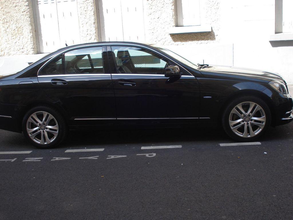 VTC Clichy: Mercedes