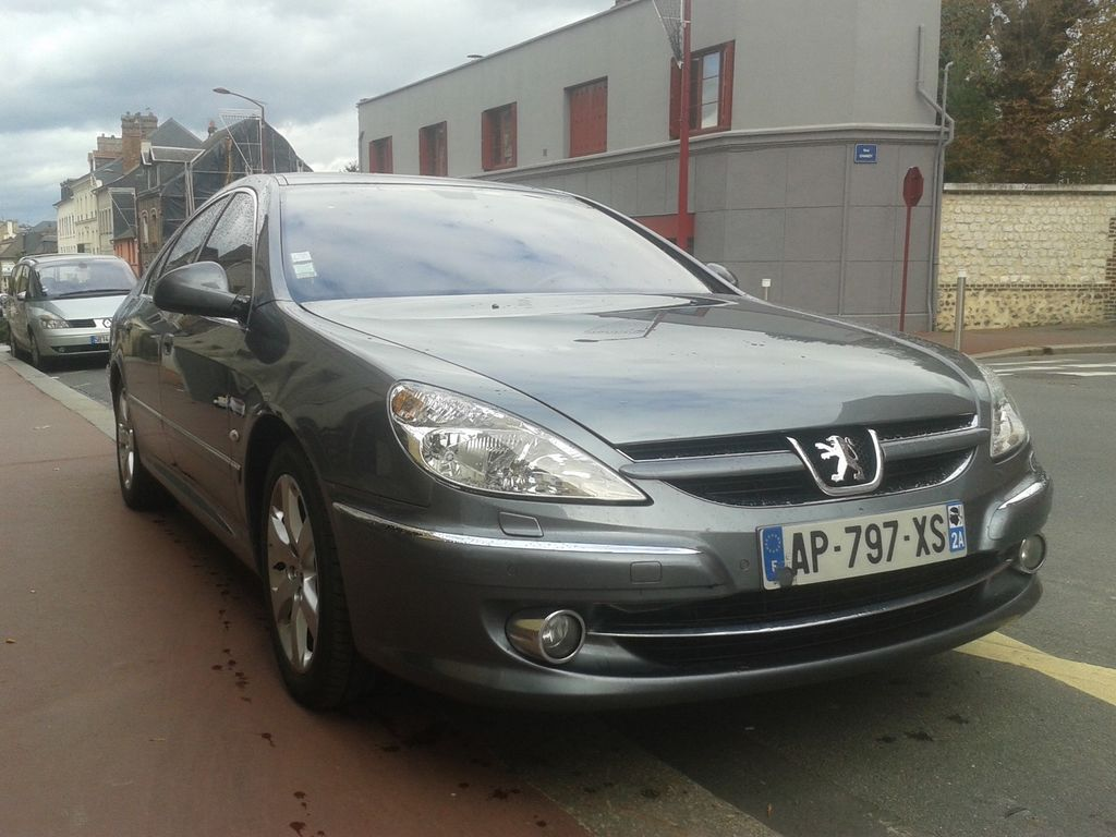 VTC Elbeuf: Peugeot