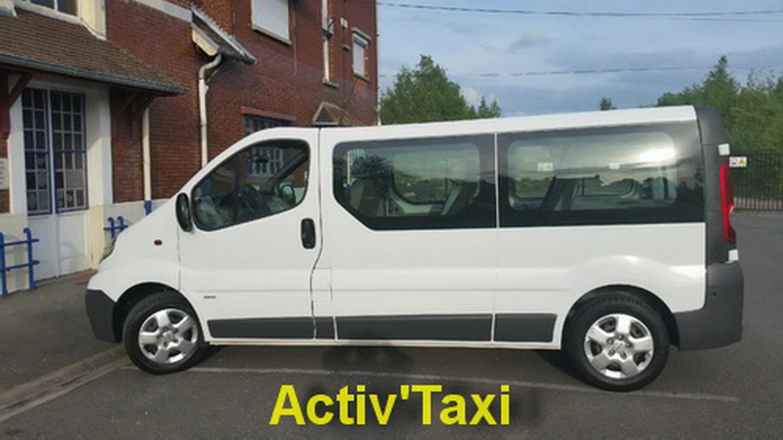 Taxi Béthune: Renault