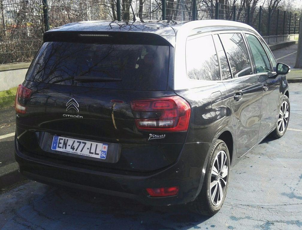 Taxi Ivry-sur-Seine: Citroën