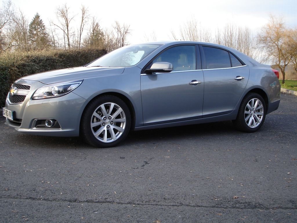 VTC Juillac: Chevrolet