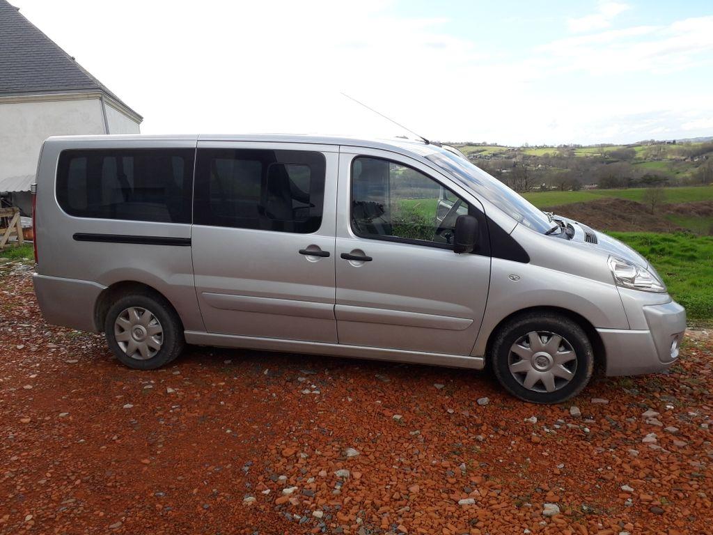 Taxi Albi: Peugeot