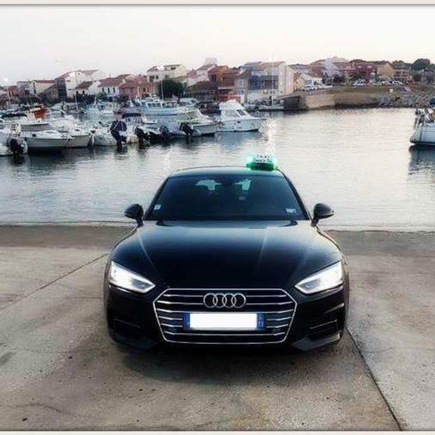 Taxi Sausset-les-Pins: Audi