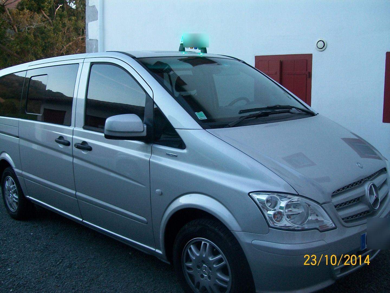 Taxi Ahetze: Mercedes
