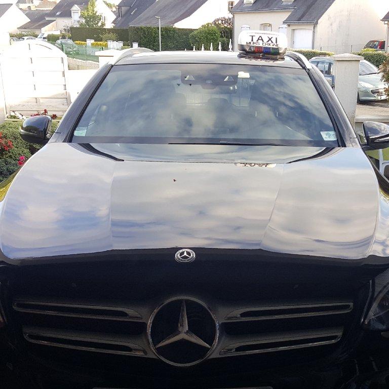 Taxi Mûrs-Erigné: Mercedes
