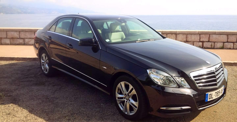 VTC Roquebrune-Cap-Martin: Mercedes