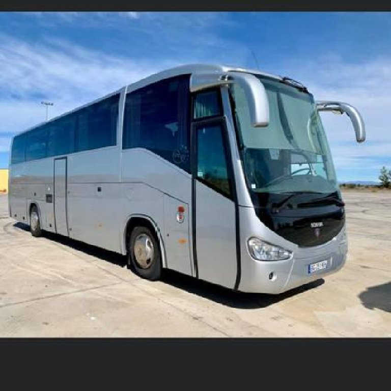 Coach provider Croissy-Beaubourg: Scania