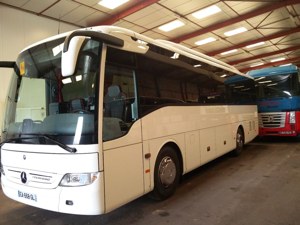 Coach provider Croissy-Beaubourg: Mercedes