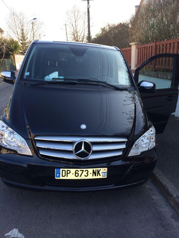 Taxi Le Blanc-Mesnil: Mercedes