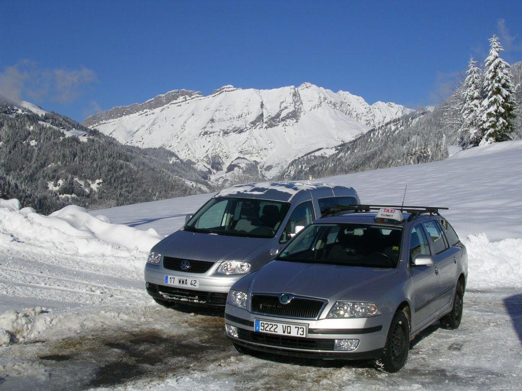 Taxi Flumet: Volkswagen