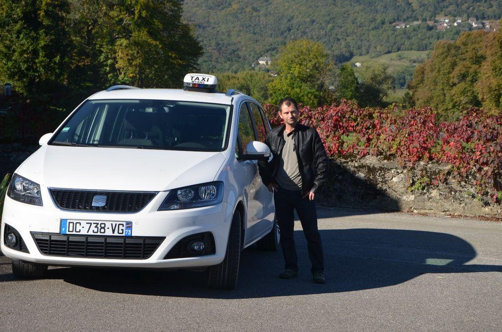 Taxi Myans: Opel