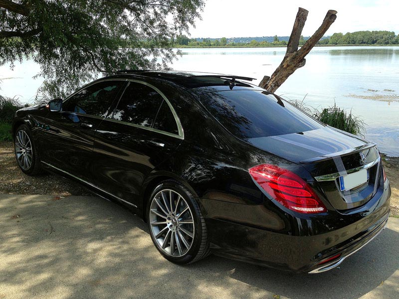 VTC Jonage: Mercedes