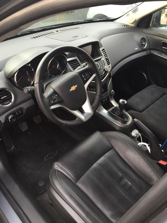 VTC Vaulx-en-Velin: Chevrolet