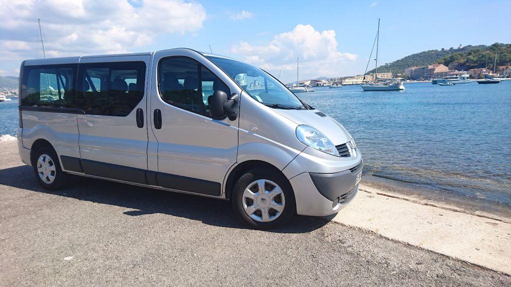 Taxi Toulon: Renault