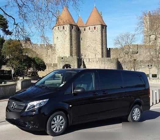 VTC Castelnau-d'Aude: Mercedes