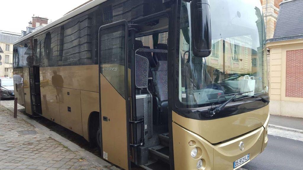 Autocariste Neufmoutiers-en-Brie: Irisbus
