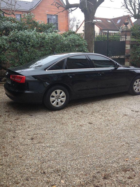 VTC Sucy-en-Brie: Audi