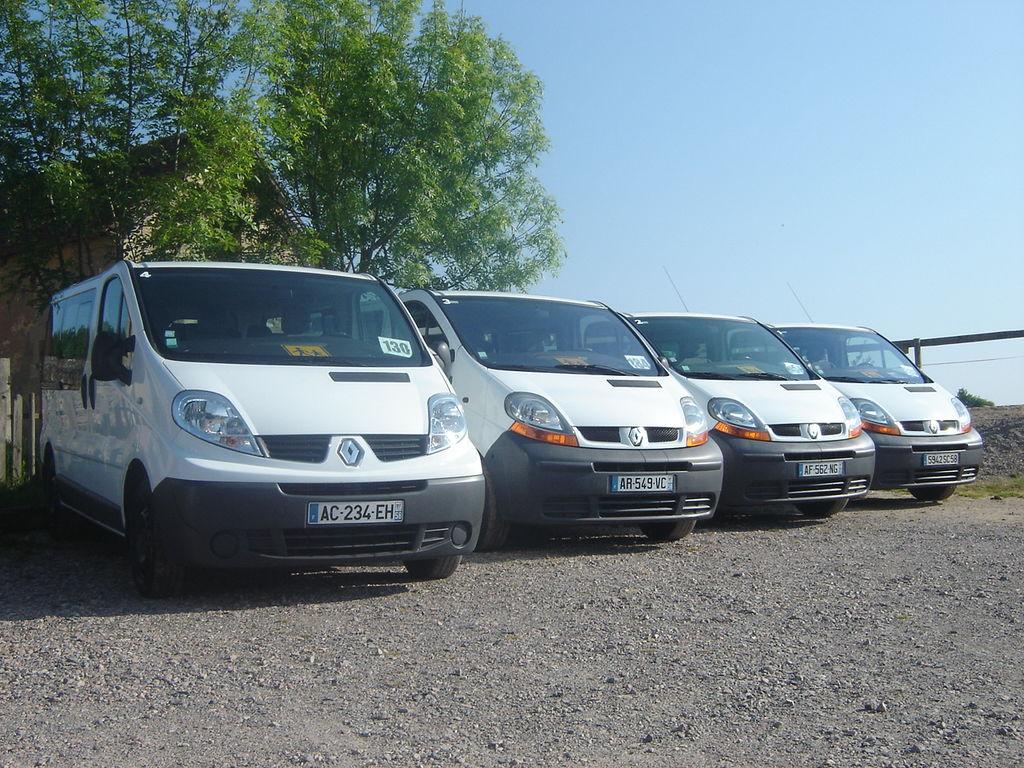 Autocariste Vandenesse: Renault