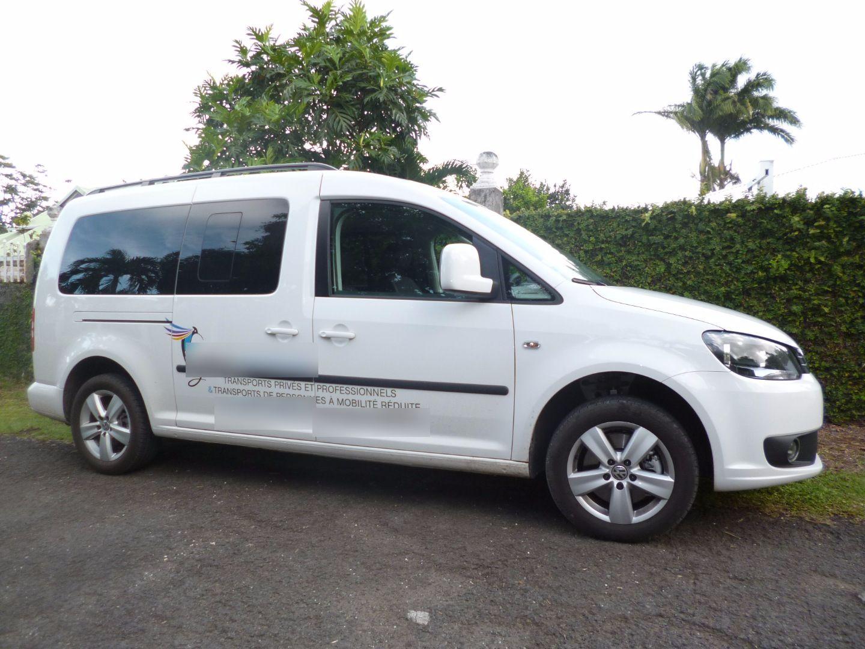 Taxi Petit-Bourg: Volkswagen