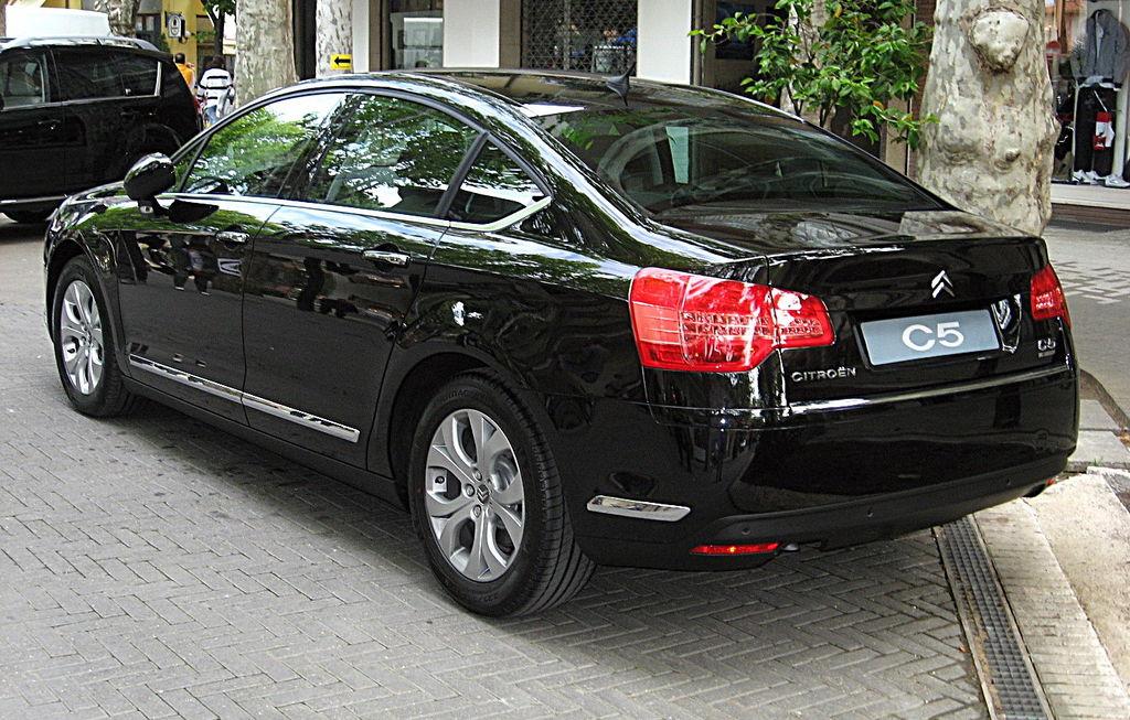 VTC Sevran: Citroën