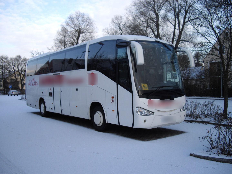 Autocariste Villetoureix: Scania