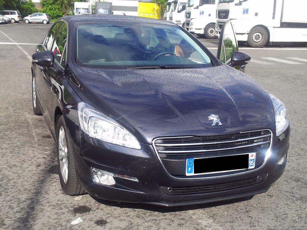VTC Tremblay-en-France: Peugeot