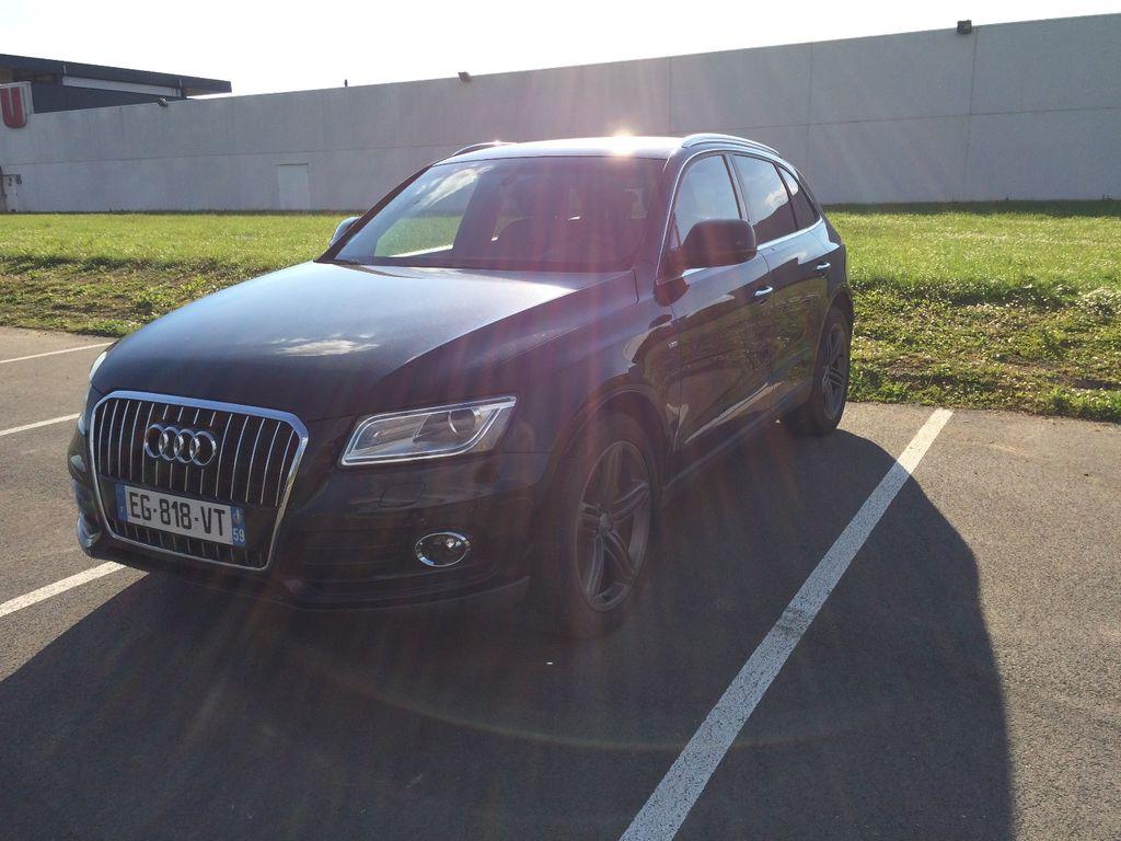 Taxi Eecke: Audi