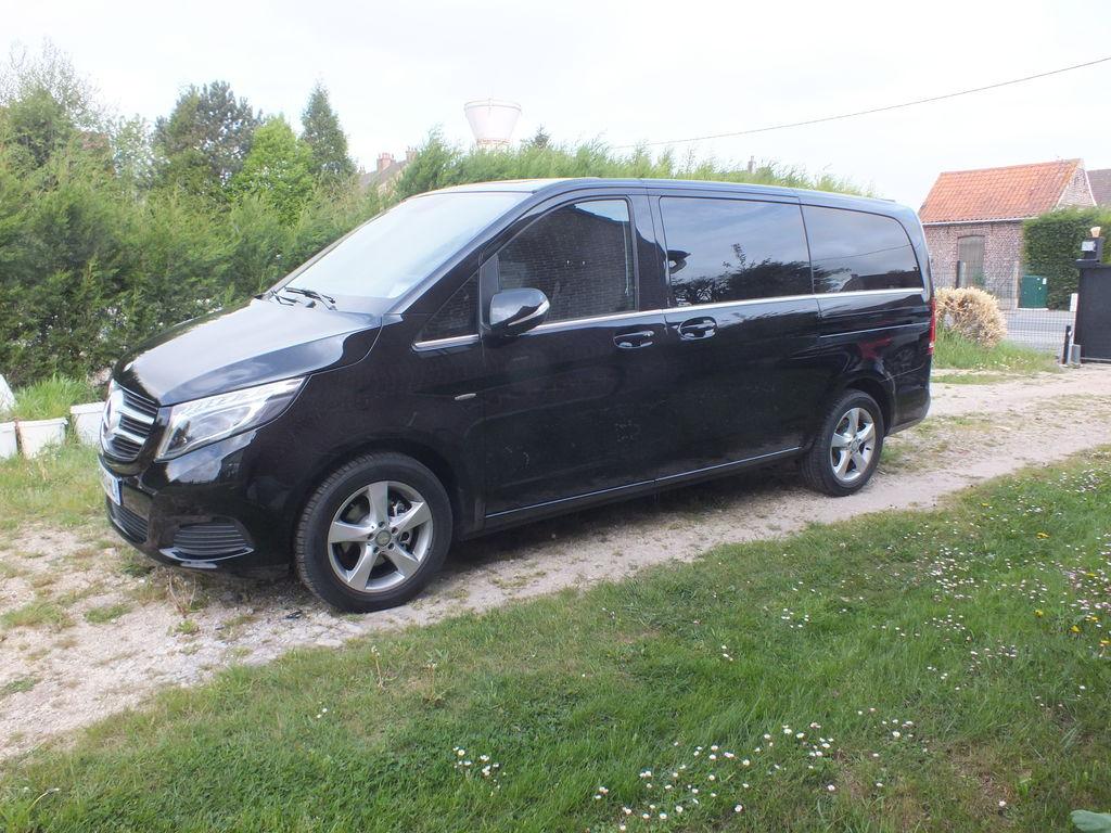Taxi Eecke: Mercedes