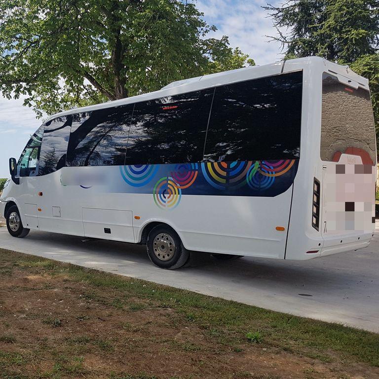 Coach provider Montpon-Ménestérol: Iveco