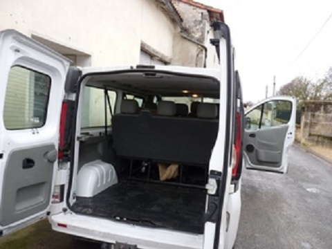 Taxi Noisy-le-Grand: Renault