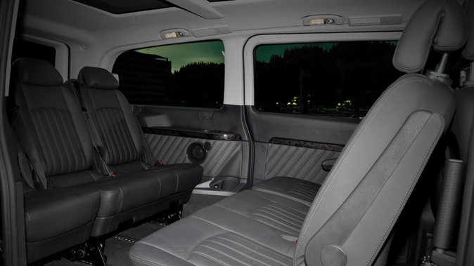 Taxi Noisy-le-Grand: Mercedes