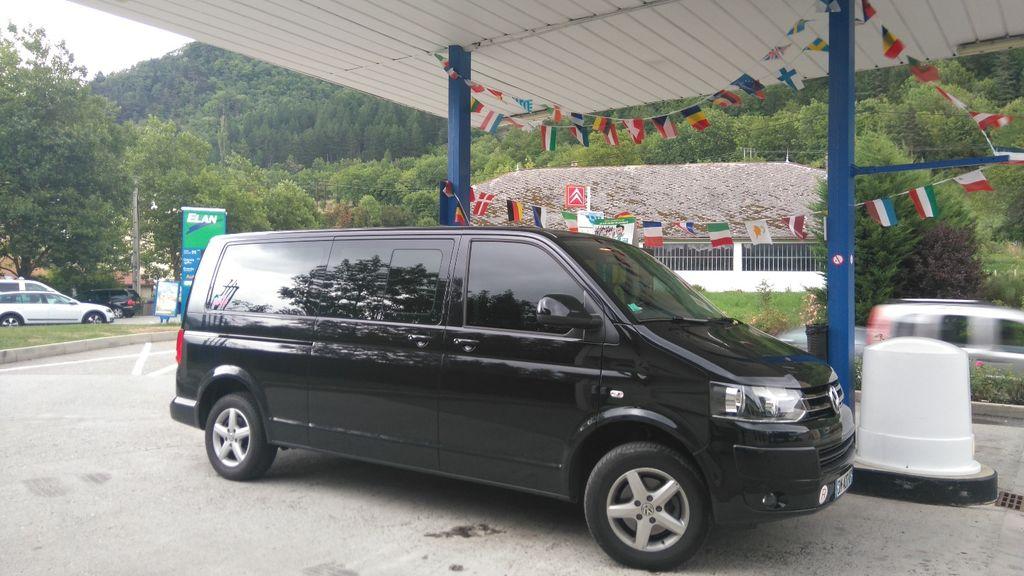 Taxi Albertville: Volkswagen